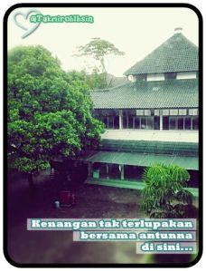 A Piece of Takmiroh's Story part 12: Kutemukan Dirimu dalamPencarianku..