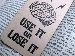 A piece of takmiroh's story part #7 – BRAIN: USE IT OR LOSEIT