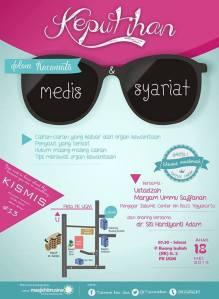 KISMIS #13 : Keputihan dalam Kacamata Medis danSyariat
